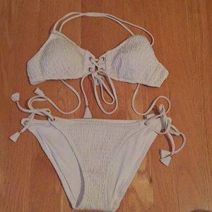White Victoria's Secret Bikini